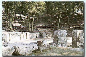 Thassos Ancient Theatre