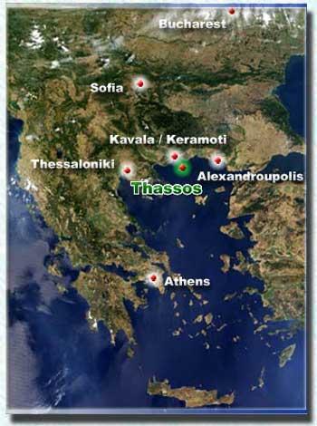 Traveling to thassosThassos travel thassos Prinos airplane Prinos